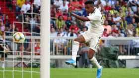 Gol anulado a Rodrygo Goes