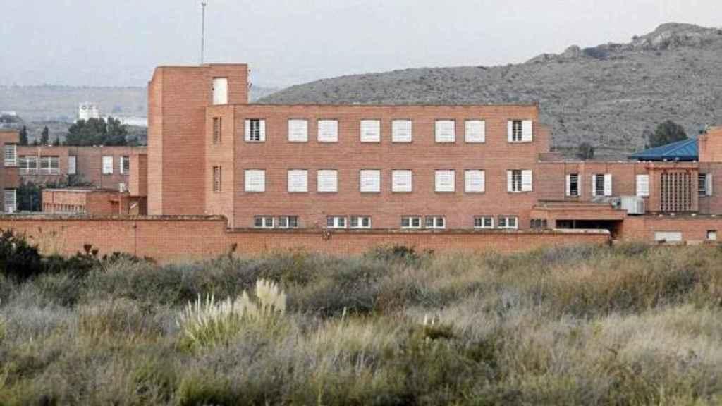 La prisión de Fontcalent, donde han sucedido los hechos.