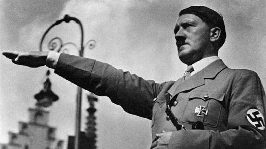 Adolf Hitler, tío abuelo de los últimos supervivientes.