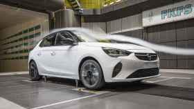 Opel Corsa eléctrico.