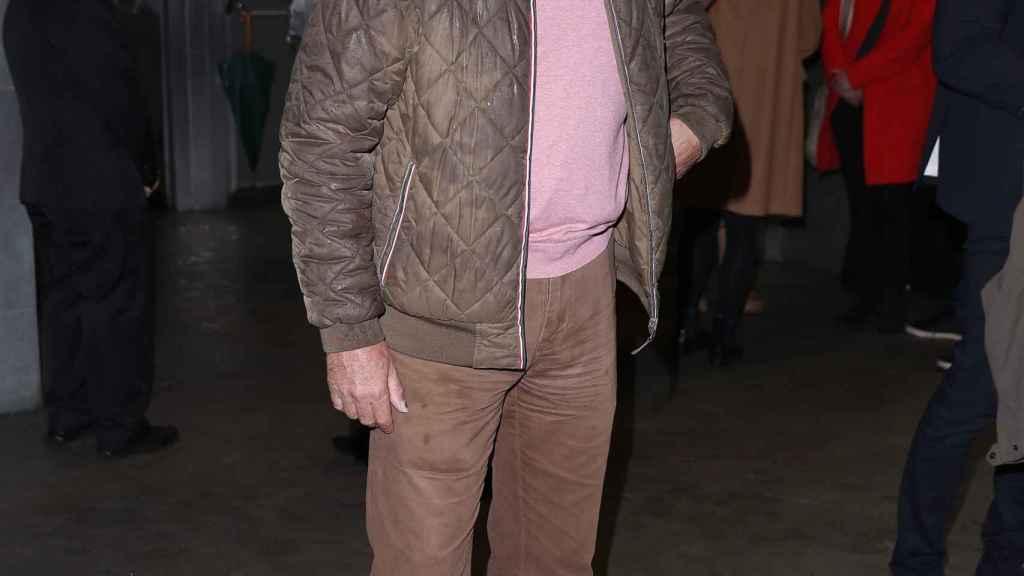 Cayetano Martínez de Irujo en los premios Telva Solidaridad 2019.