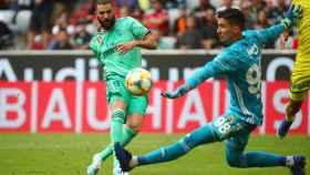 Benzema, protagonista de la victoria del Real Madrid ante el Fenerbahce