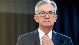 El presidente de la Reserva Federal de EEUU, Jerome Powell.