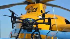 Uno de los drones que la DGT empleará en agosto