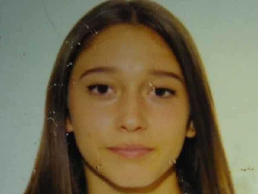 Lucía, la joven que desapareció el pasado 29 de julio.