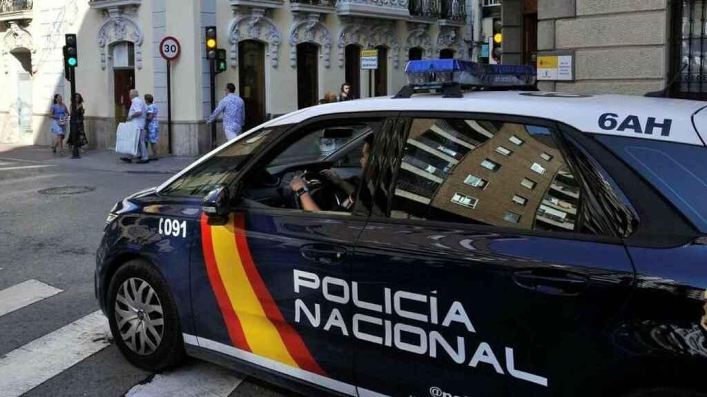 El joven fue arrestado por el Grupo Apoyo a la Compañía de Calvià. Foto: EFE.