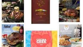 Los libros de recetas de videojuegos más curiosos del mercado