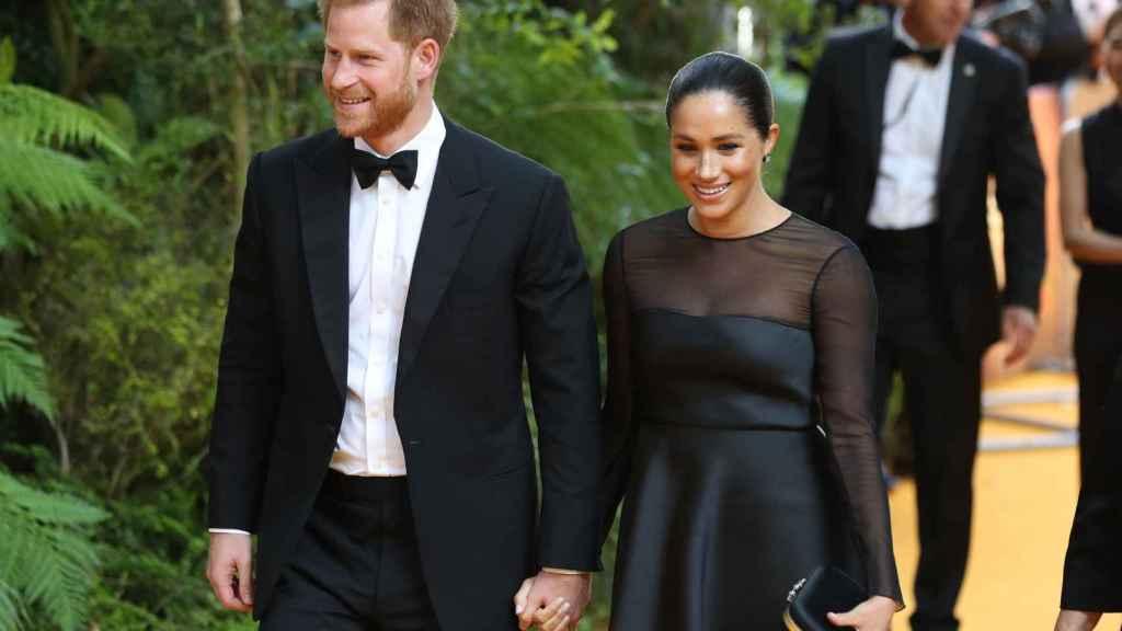 El príncipe Harry de Inglaterra ha criticado la actitud de la prensa contra Meghan Markle.