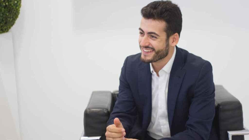 Nicolás Salame, CEO y cofundador de Akiles.