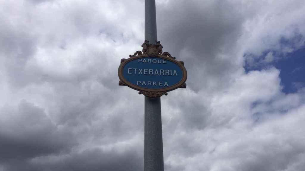 Parque Etxebarría de Bilbao