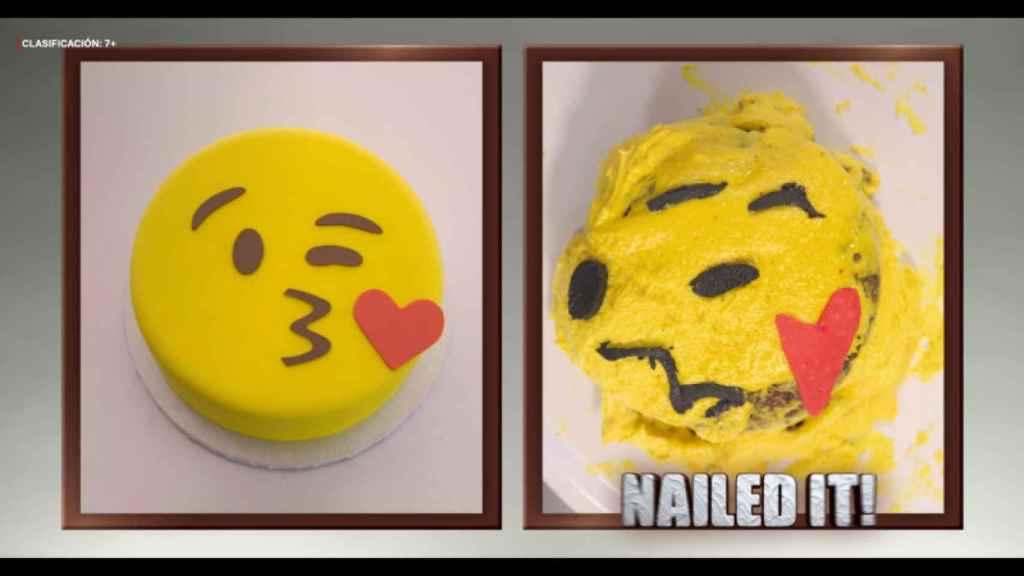 Imagen: Nailed it! 1x05