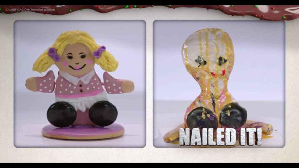 Foto: Nailed it! Holiday