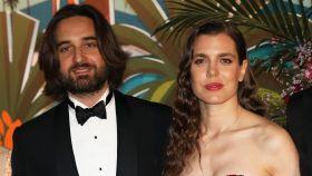 Dimitri Rassam y Carlota Casiraghi en una imagen de archivo.