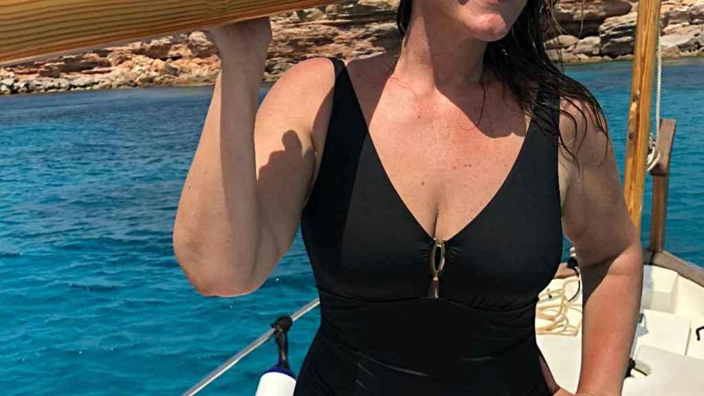 Carlota Corredera en una imagen de redes sociales.