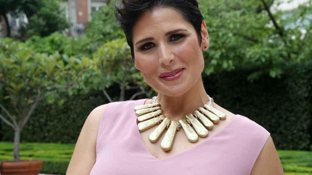 Rosa López en imagen de archivo.