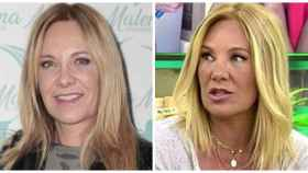 El antes y el después de Belén Rodríguez en montaje JALEOS.