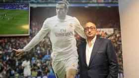 Jonathan Barnett y Gareth Bale
