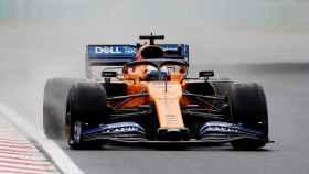 Carlos Sainz Jr, en el Gran Premio de Hungría de la F1