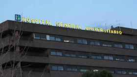 La joven atropellada quedó ingresada en el Hospital de Albacete