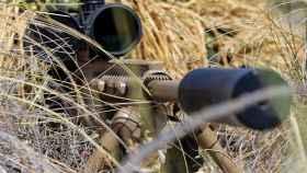 Imagen de la V edición del Desert Sniper, que tuvo lugar en Chinchilla de Montearagón.