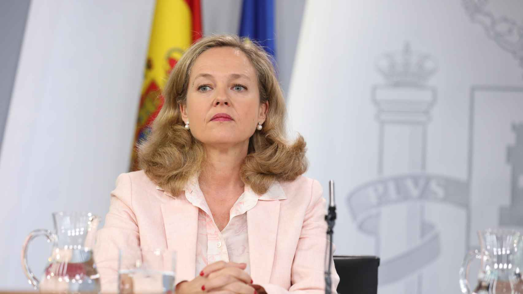 Nadia Calviño retira su candidatura para dirigir el Fondo Monetario Internacional (FMI)