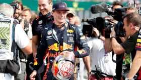Max Verstappen logra la pole en el GP de Hungría del Mundial de Fórmula 1