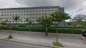 El Hospital de Manises en el que ha fallecido Óscar, de 41 años.