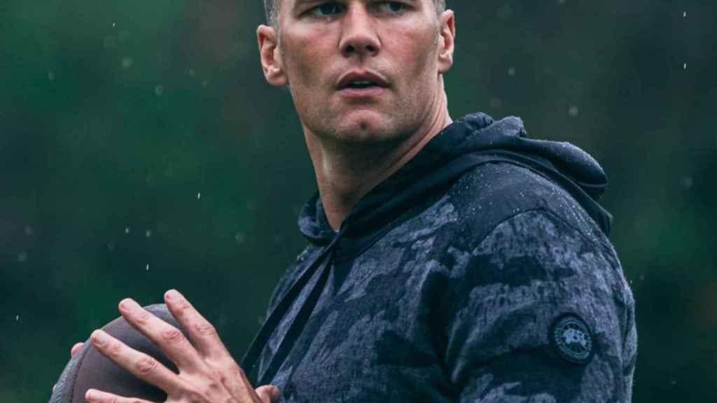 Tom Brady, jugador de los New England Patriots. Foto: Instagram (@tombrady)