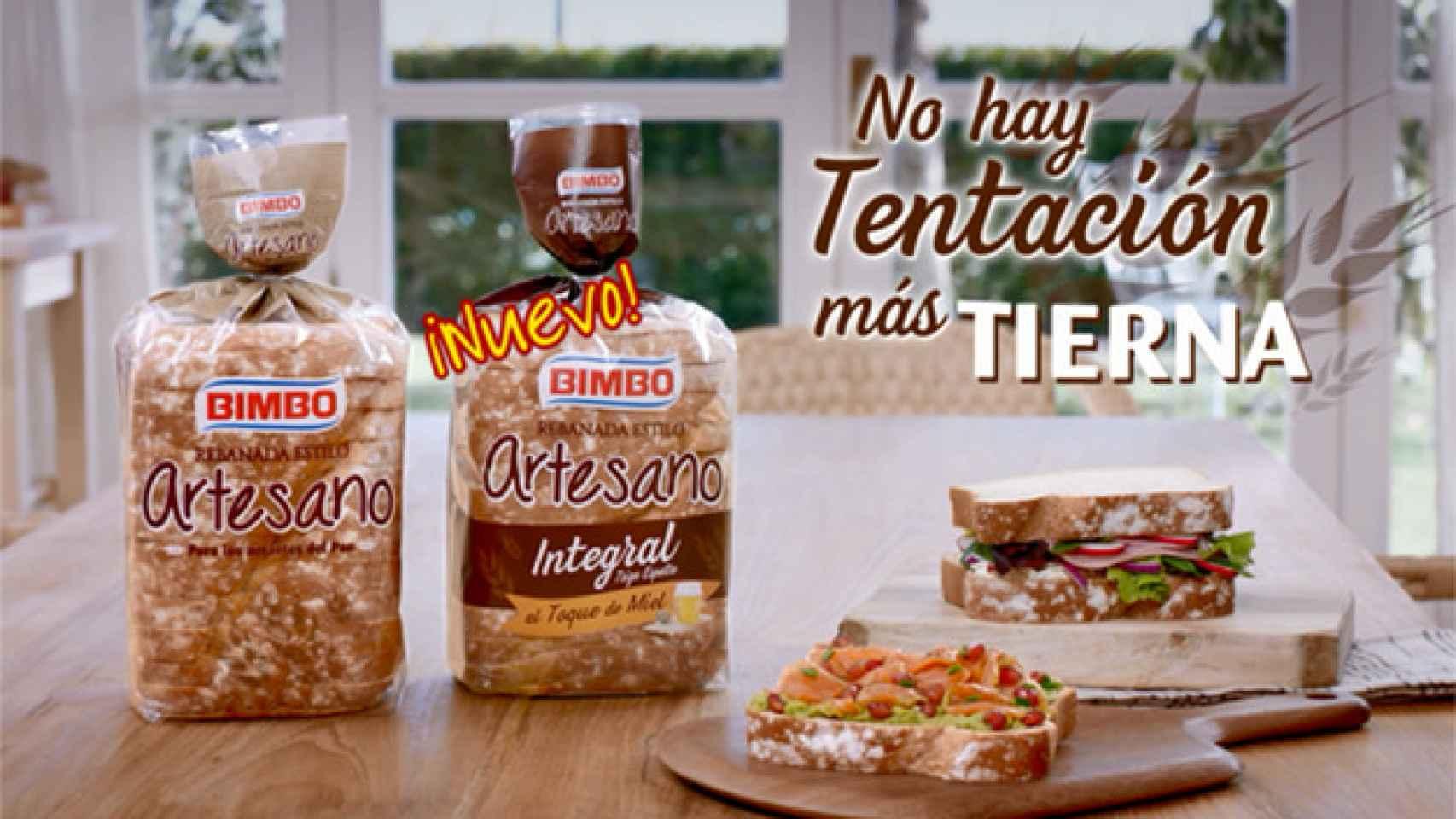 Facua acusa a Bimbo de engañar a los compradores al vender pan  industrial como artesano