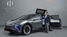 El primer SUV eléctrico con 5G es capaz de conectarse a ciudades inteligentes