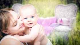 El color de ojos de los bebés cambia de tonalidad