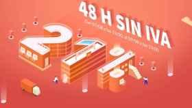 48 horas sin IVA de Xiaomi: Redmi Note 7, Mi 8 Lite, Mi A2 y más