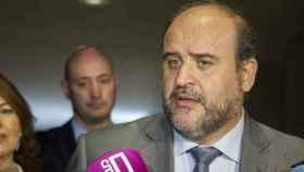 José Luis Martínez Guijarro, vicepresidente del Gobierno de Castilla-La Mancha