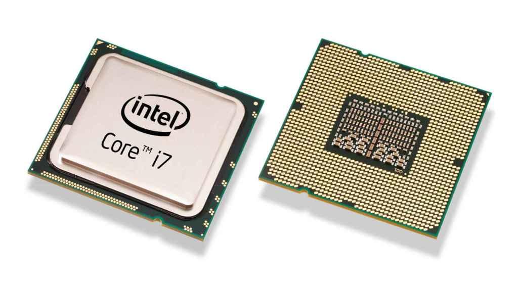 Procesador Intel Core i7