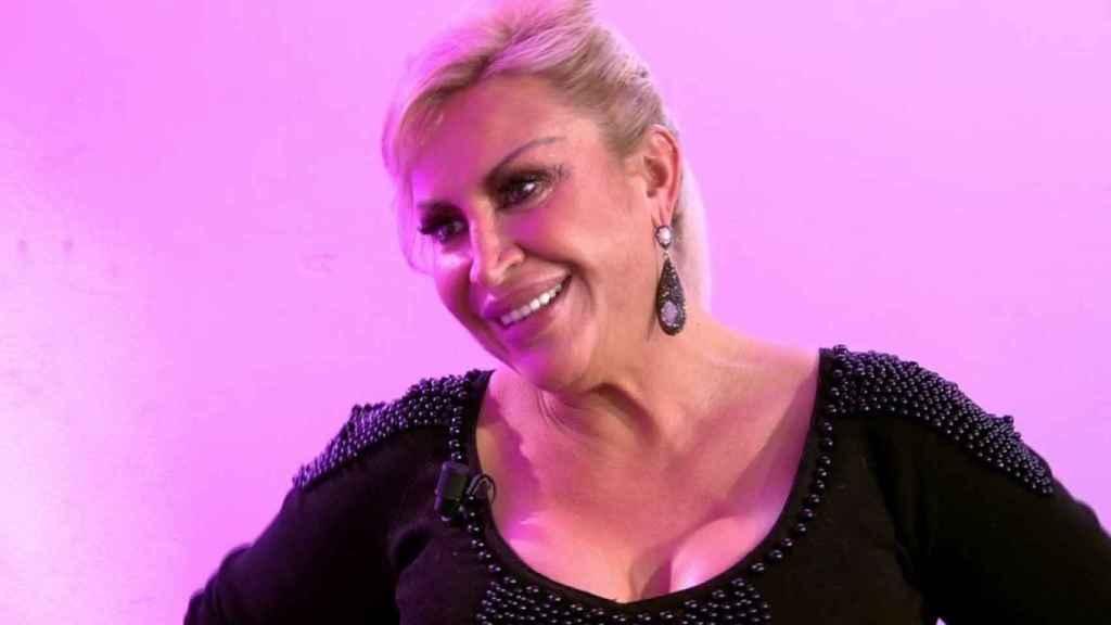Raquel Mosquera en 'Sábado Deluxe'.