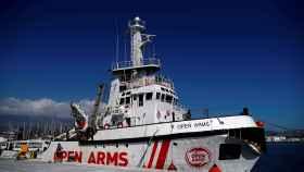 El Open Arms en una imagen de archivo