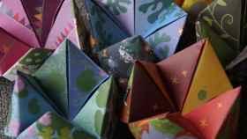 El comecocos de papel, un juego infantil muy divertido