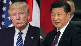 Donald Trump y Xi Jinping, presidentes de EEUU y China, respectivamente.