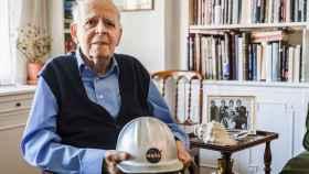 El físico español Luis Ruiz de Gopegui.