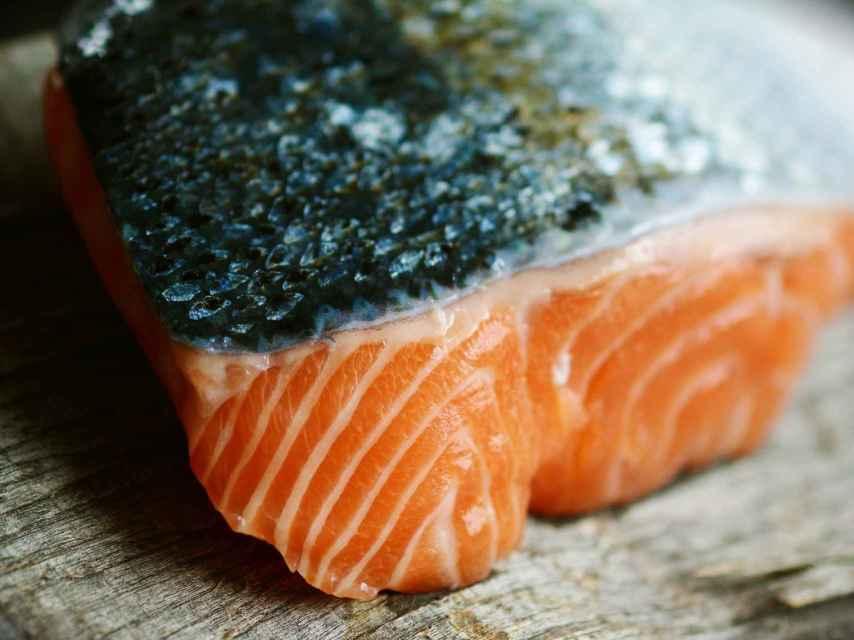 El salmón no es el alimento con más omega-3.