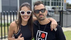 Ana Guerra y Mike Bahía