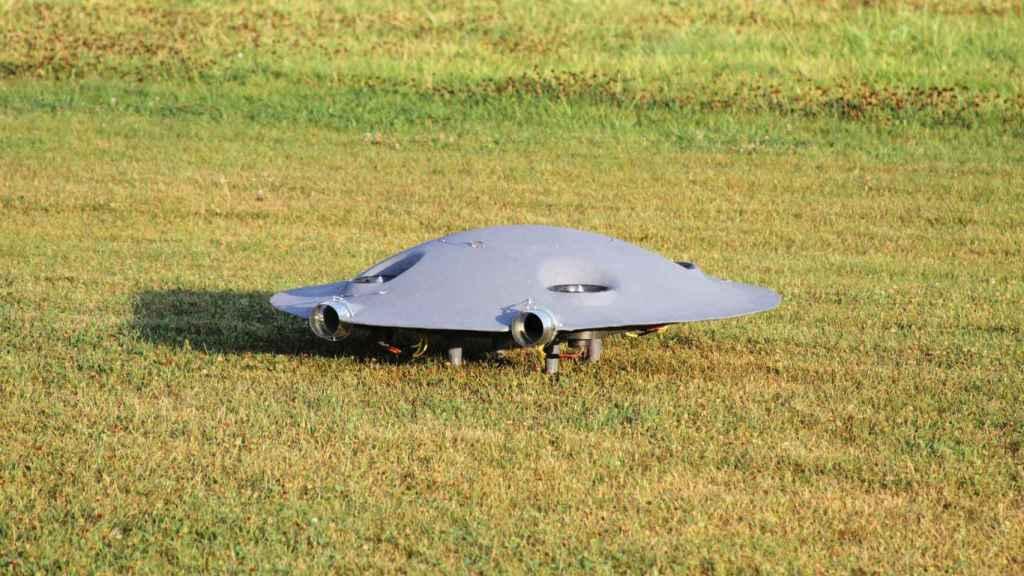 Platillo volante ADIFO