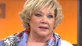 La cantante Karina en 'Viva la vida'.