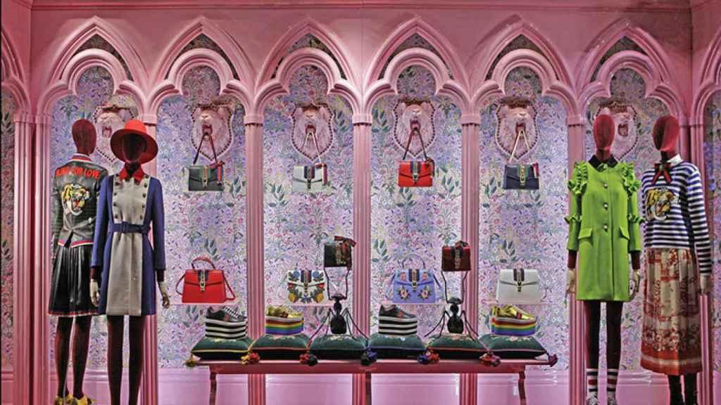 Gucci es la marca de lujo favorita de los clientes en 2019.