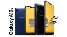 Samsung Galaxy A10s: doble cámara y gran pantalla en los Samsung baratos