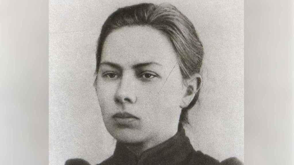 Nadia Krúpskaya.