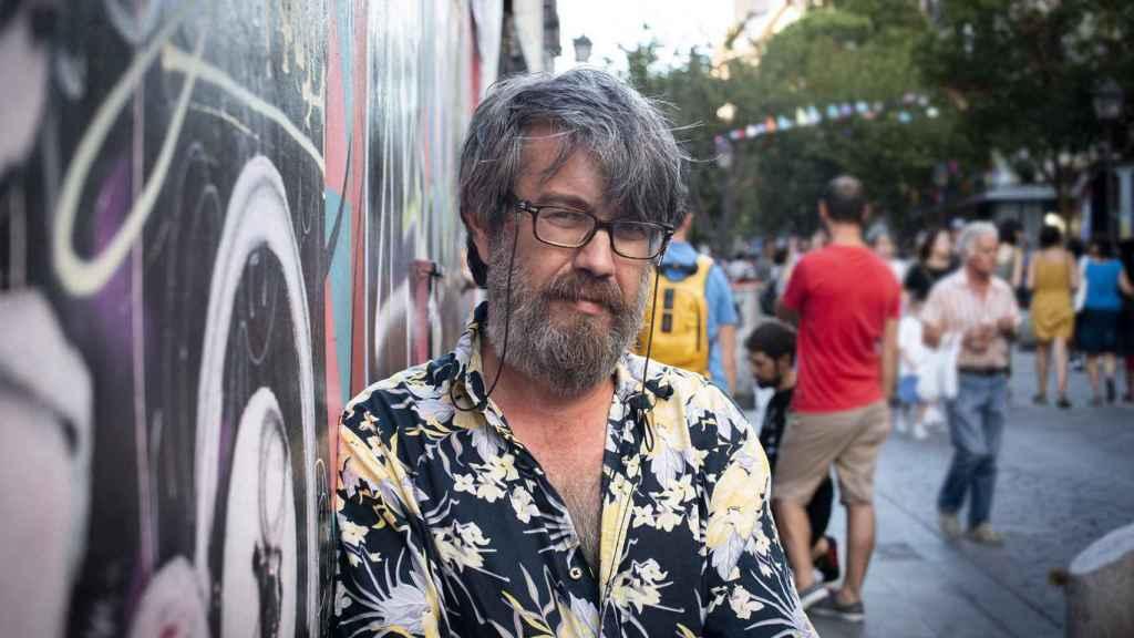 David Rodríguez, de La Estrella de David.
