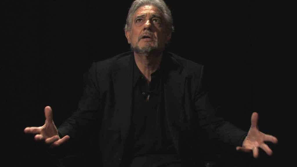 Plácido Domingo, en una foto tomada en 2006.