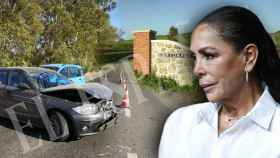 El último problema Pantoja: Cantora, epicentro de accidentes por curiosos fotografiándose