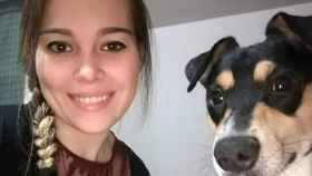 Miriam Vallejo, asesinada en Meco (Madrid) un año atrás.